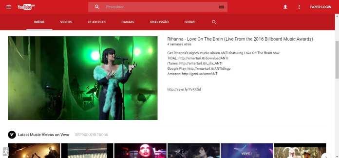 Youtube novo youtube: google implementa material design para a rede de vídeos Novo Youtube: Google implementa Material Design para a rede de vídeos newyoutube2