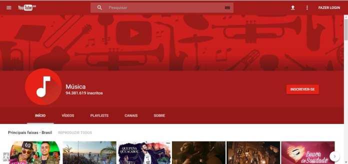 Youtube novo youtube: google implementa material design para a rede de vídeos Novo Youtube: Google implementa Material Design para a rede de vídeos novoyoutube tecStudio