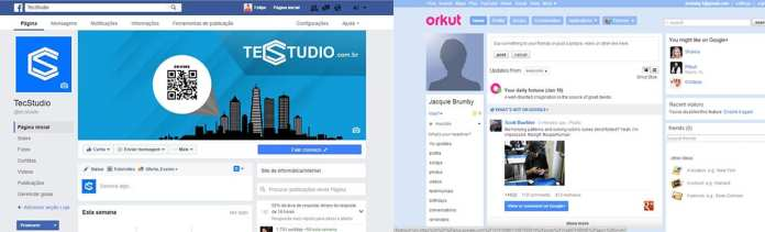 Facebook páginas ganham novo visual no facebook ao melhor estilo 'orkut' Páginas ganham novo visual no Facebook ao melhor estilo 'Orkut' facebook orkut