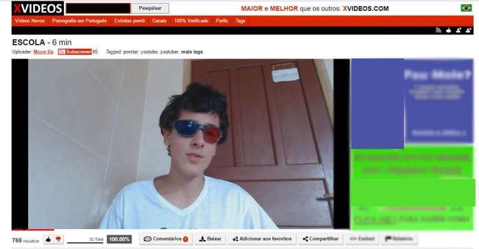 """XVideos youtuber brasileiro cria vlog no xvideos e fala sobre """"escola"""" Youtuber Brasileiro cria Vlog no XVideos e fala sobre """"escola"""" br xvideos"""