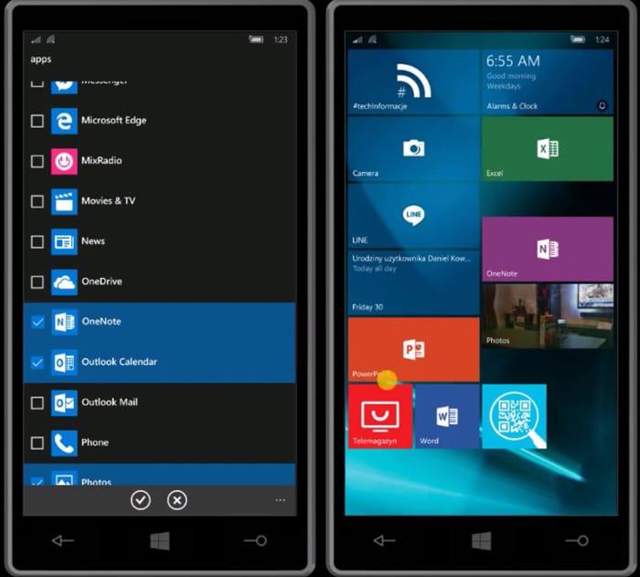 Windows 10 Mobile microsoft vai destruir outros recursos importantes do windows 10 mobile