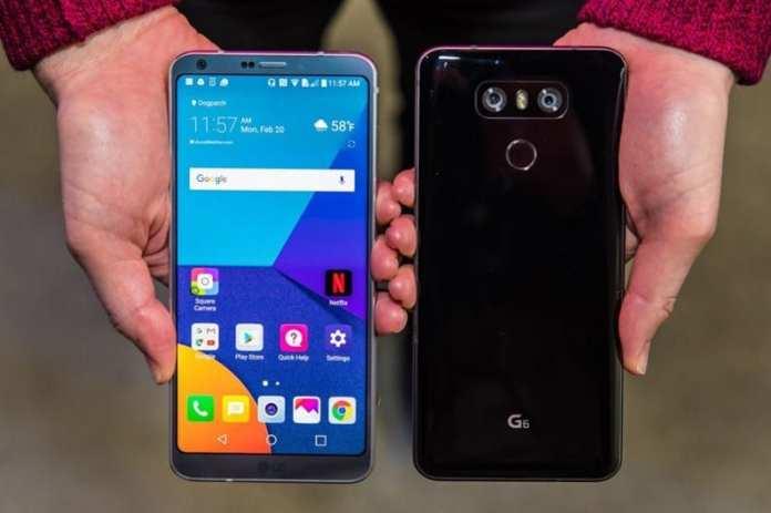 LG G6 descubra o novo lg g6: tudo sobre o novo smartphone da lg