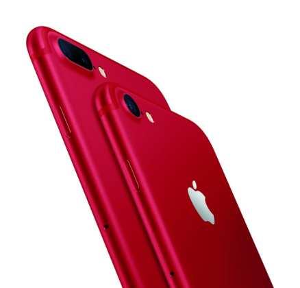 iPhone 7 Red iphone 7 red: você vai amar a nova cor do iphone 7