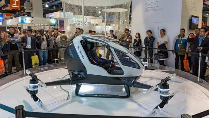Tecnologia do futuro tecnologia do futuro: 10 avanços que serão comuns nos próximos anos Tecnologia do Futuro: 10 avanços que serão comuns nos próximos anos 2 drone lets people fly without a pilot1