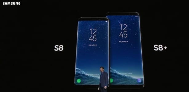 Galaxy S8 '4k': galaxy s8 e s8 plus chegam ao brasil por preço salgado