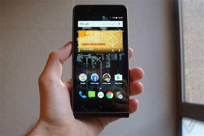 The Ektra the ektra: kodak está lançando 'cameraphone' de 21 mp com android