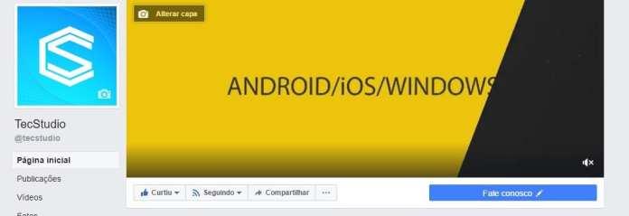Capa Facebook facebook: agora é possível usar vídeo como capa Facebook: Agora é possível usar vídeo como capa capa Facebook