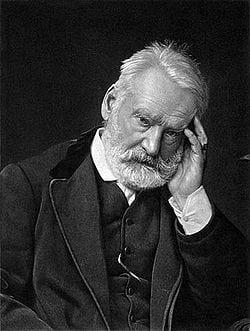 Victor Hugo influenciando por chateaubriand, victor hugo deu forças ao romantismo