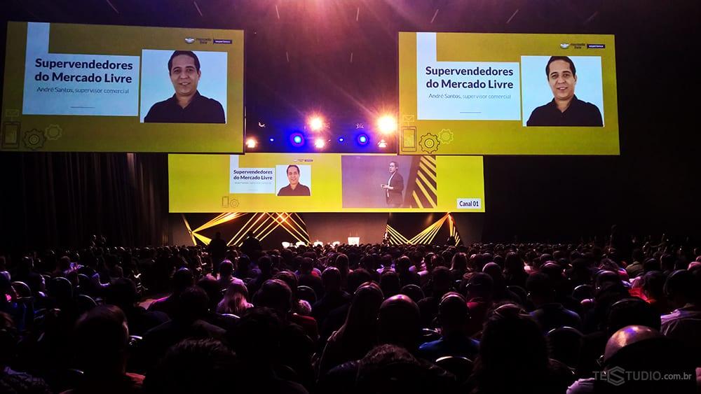 Mercado Livre Experience mercado livre experience apresentou inovação e lançamento de novos serviços