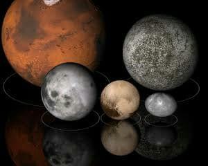 Vida alienígena   Vida alienígena poderia existir em oceanos enterrados em toda a galáxia images1467970146