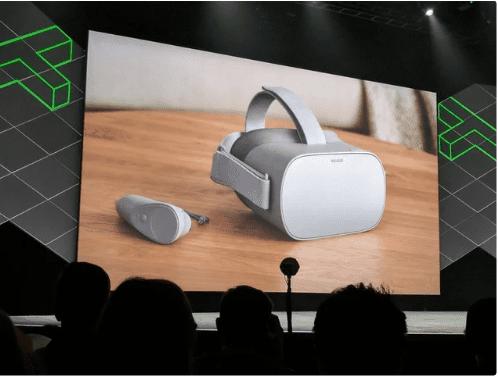 OCULUS GO oculus go é anunciado em conferência