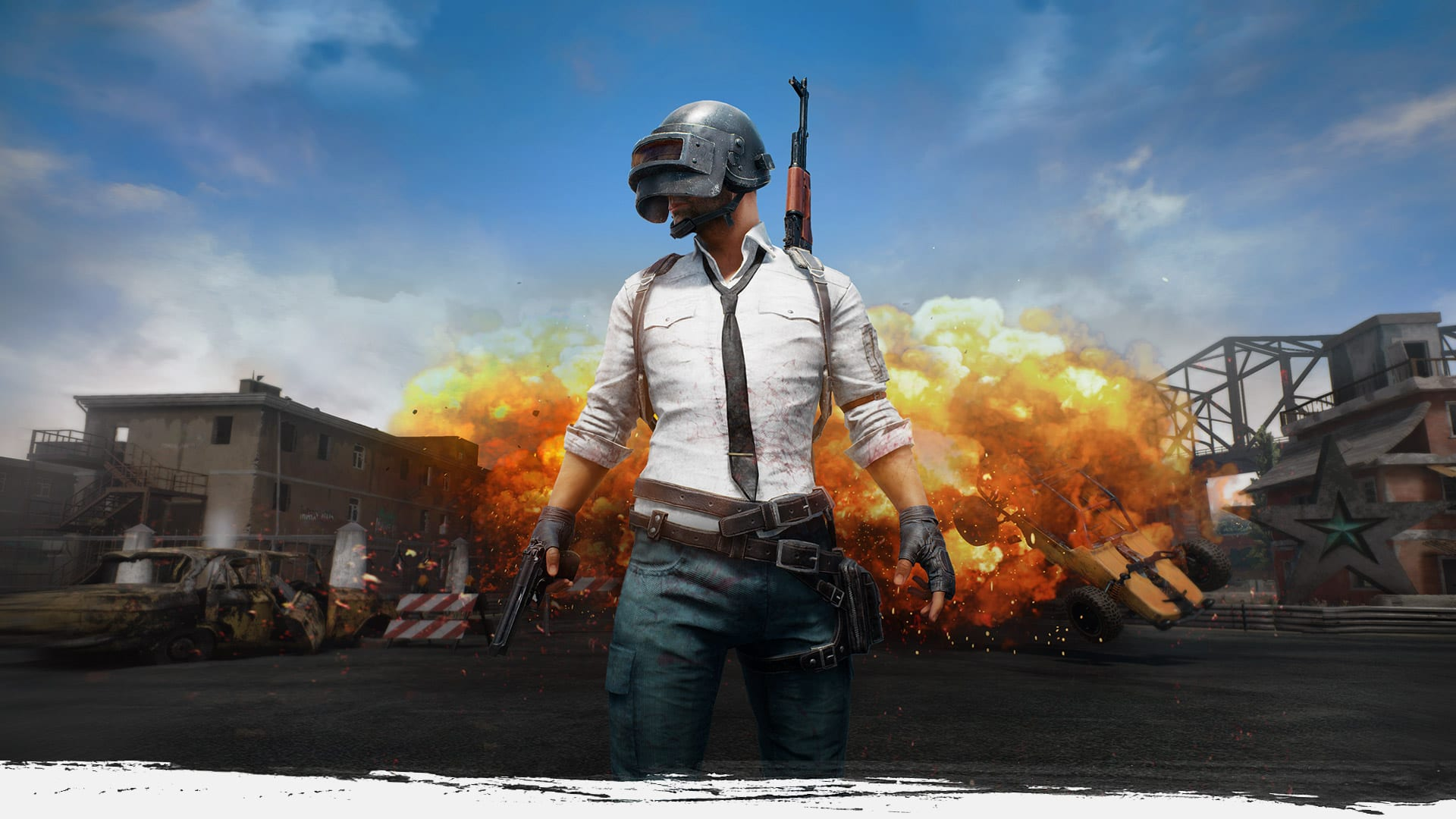 PlayerUnknown's Battleground no celular está repleto de bots