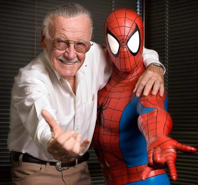 Stan Lee dos heróis da marvel, stan lee foi o maior deles Dos heróis da Marvel, Stan Lee foi o maior deles stan lee 1
