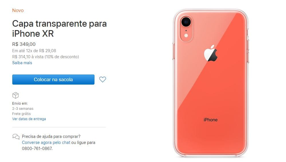 iphone xr apple iphone capa de plástico para iphone xr capa de plástico apple capa silicone iphone xr