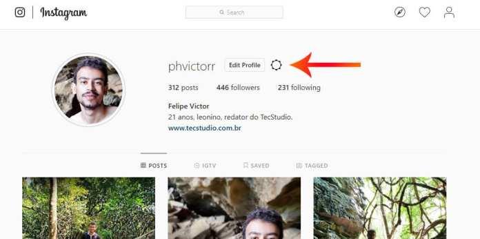 Instagram instagram Instagram: Como desvincular rede social de aplicativos e sites insta1 1 1024x509