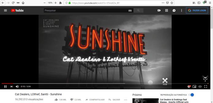 Veja como utilizar o YouTube sem anúncios no PC; Você não paga nada por isso exemplo 4 1024x497