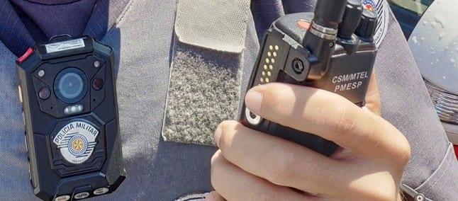 polícia militar Polícia Militar de SP começa a implementar câmera em policias 386025