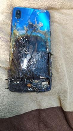 Redmi Note 7S entra em combustão e Xiaomi não cobre garantia de usuário 504111