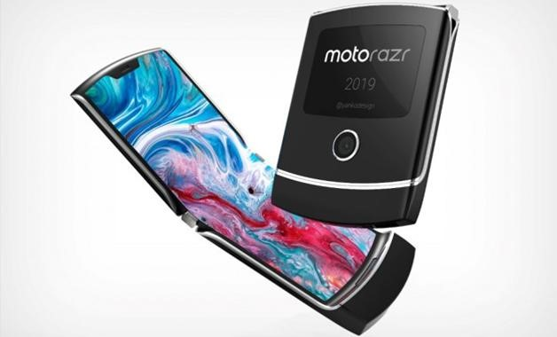 2019: O ano dos dobráveis e dos 'fogões' Motorola Razr design
