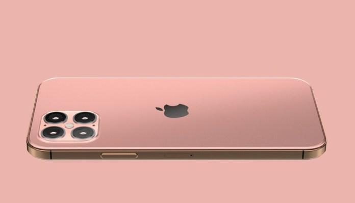 apple iphone 12 pro  Apple: covid-19 (coronavírus) deve atrasar o laçamento do iPhone 12 iPhone 12 Pro concept render 3