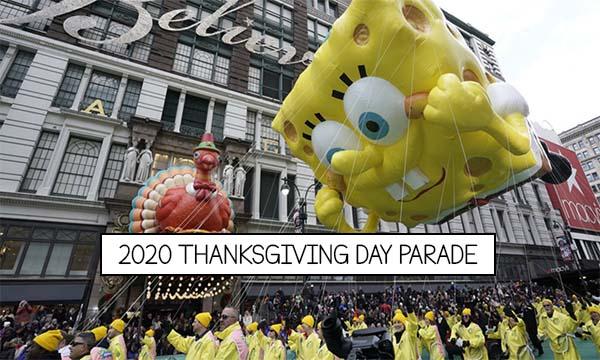 2020 Thanksgiving Day Parade