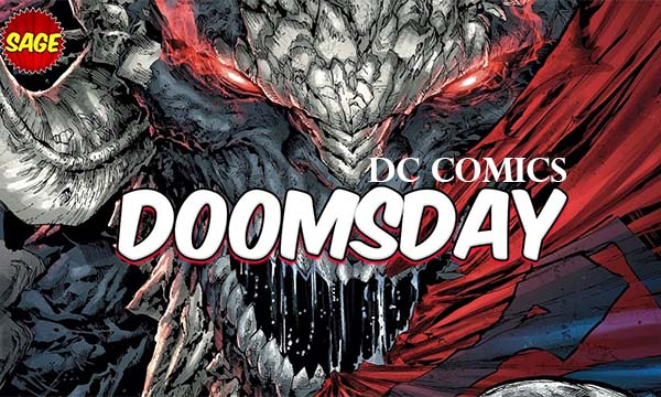 Dc Comics Doomsday