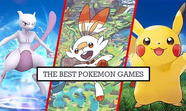 The Best Pokemon Games