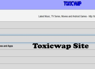 Toxicwap Site