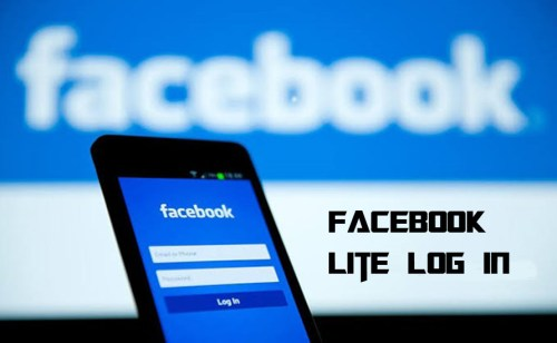 Facebook Lite Log In