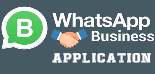 WhatsApp Business Application