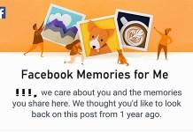 Facebook Memories for Me - Facebook Yearly Memories | How to Access Facebook Memories