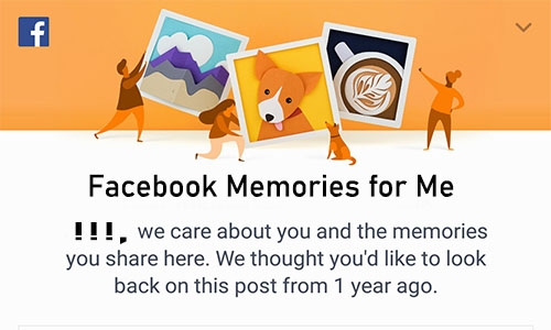 Facebook Memories for Me - Facebook Yearly Memories   How to Access Facebook Memories