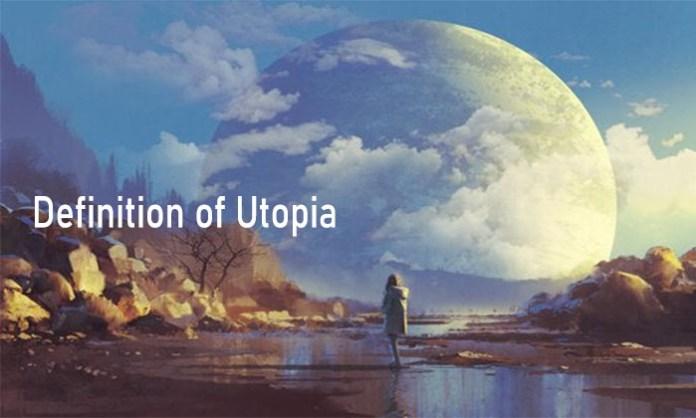 Definition of Utopia - Salvo Zizek Explanation About Utopia