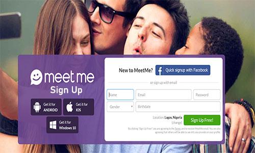 MeetMe Sign Up - MeetMe Sign Up Problems   MeetMe App Download