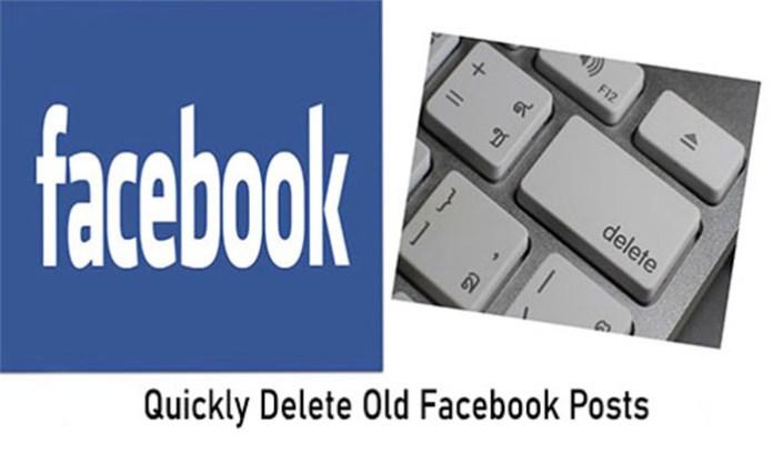 Quickly Delete Old Facebook Posts - Facebook Post Delete | How to Delete Old Facebook Posts in Bulk