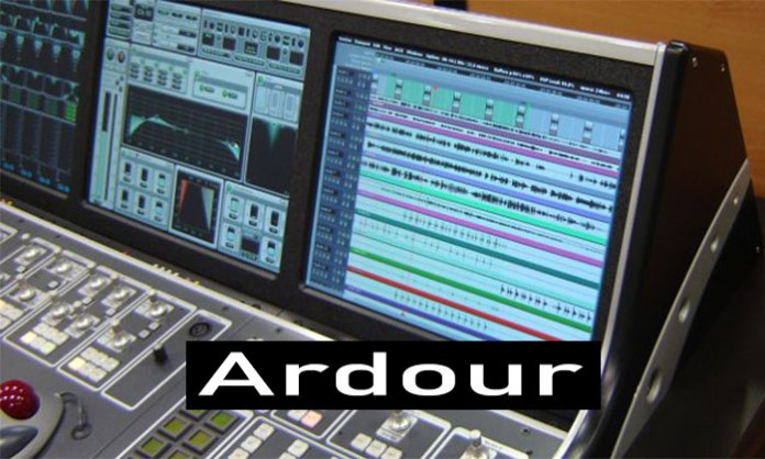 Ardour - Ardour Hard Disk Recorder and Digital Audio Workstation for MacOS, Windows/Linux Computer