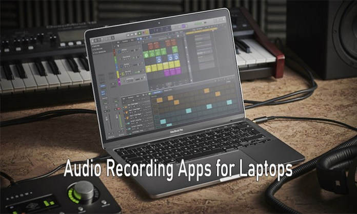 Audio Recording Apps for Laptops - Top 6 Audio Recording Software to Capture Your Voice Easily