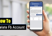 How to Delete Fb Account - Delete Facebook Account Now   Facebook Account Delete