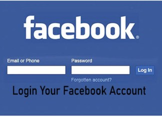 Login Your Facebook Account - Facebook Account   Facebook Account Log In Page