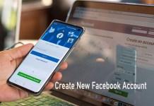 Create New Facebook Account - How I Create New Facebook Account | Create Facebook Account for Business