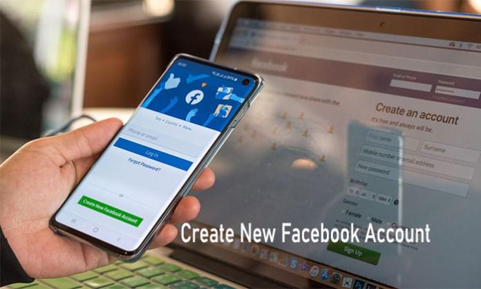 Create New Facebook Account - How I Create New Facebook Account   Create Facebook Account for Business