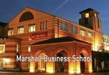 Marshall Business School - University of Southern California (Marshall) Business School