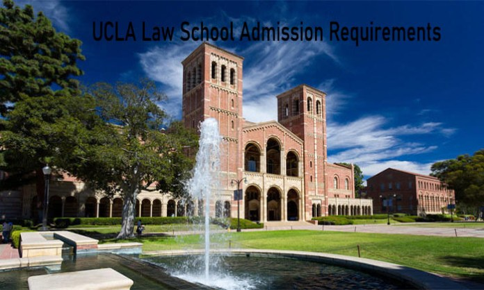 UCLA Law School Admission Requirements: Apply now for Law School at UCLA