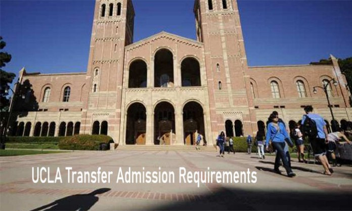 UCLA Transfer Admission Requirements: UCLA Students Transfer Applying Major