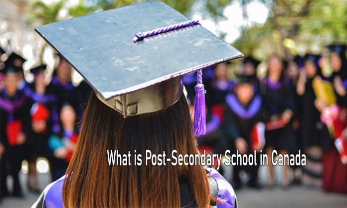 What is Post-Secondary School in Canada: Postsecondary Education Systems in Canada
