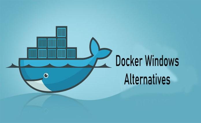 Docker Windows Alternatives - Other Windows Alternatives and Similarities to Docker 2021