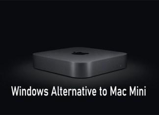 Windows Alternative to Mac Mini - The Best Alternatives to Apple's MacBook and Mac Mini