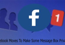 Facebook Moves To Make Some Message Box Private