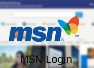 MSN Login