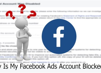 Why Is My Facebook Ads Account Blocked?